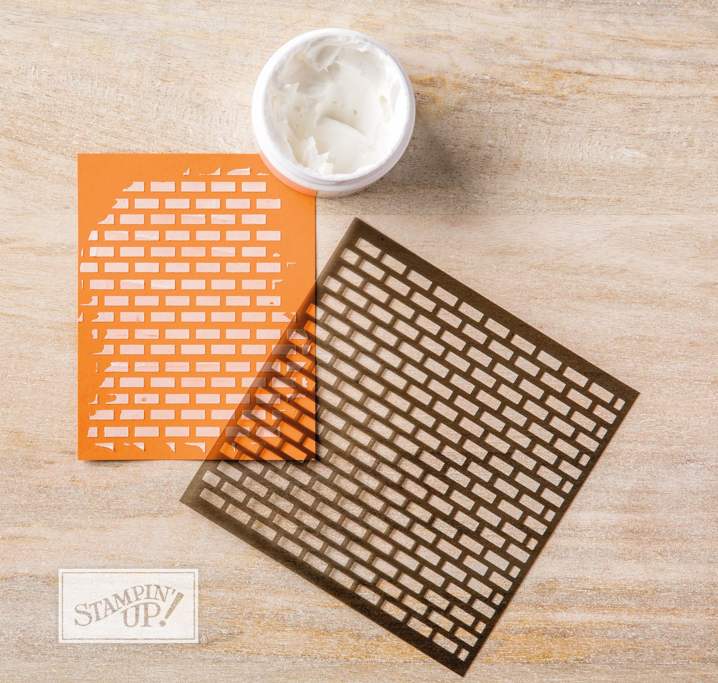 Inspiring Inkin Stampin Up! UK Amanda Fowler Paper craft card making classes Hampshire Embossing Paste
