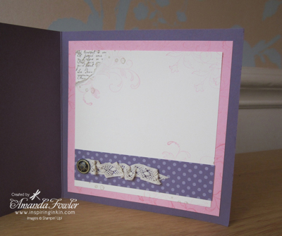 Creative Elements, Stampin' Up!