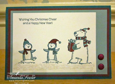 Stampin' Up! UK Polar Party