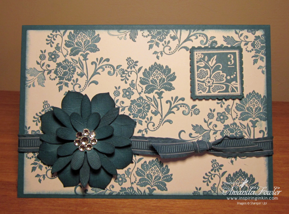 Stampin' Up! Fresh Vintage