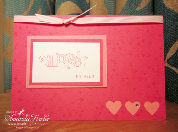 Stampin' up! outlined occasions