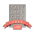 Salt Lake City Badge