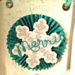 Merry Christmas Banner Stampin