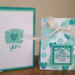 Blog Hop one sheet bag and 3 cards Stampin up UK Amanda fowler Inspiring iNkin