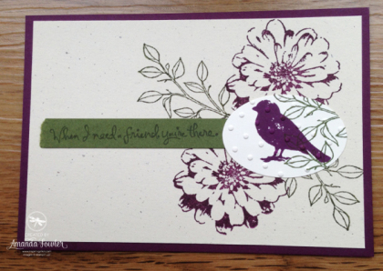 Convention stampin up swap