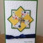 Layered Pinwheel card video by Amanda Fowler of Inspiring Inkin