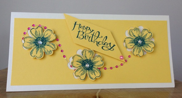 Amanda Fowler Stampin' Up! birthday cards - 4