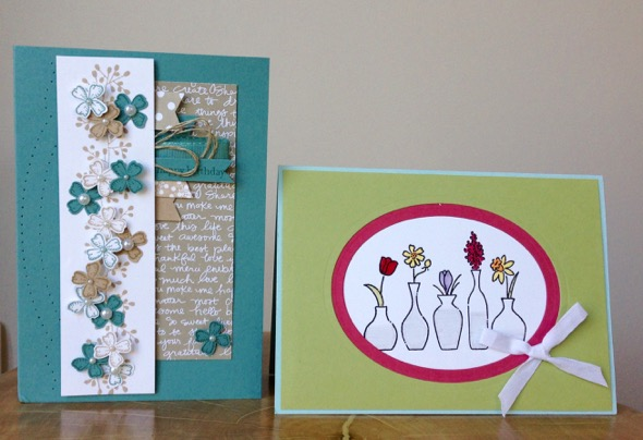 Amanda Fowler Stampin' Up! birthday cards - 6