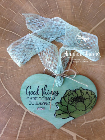 Amanda fowler You've Got This Stampin' Up! UK