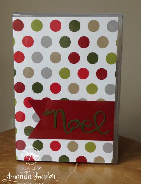 Amanda Fowler Stampin' Up! Christmas Box - 1 copy