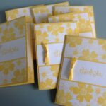 Flower shop Card Stampin
