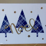 Christmas Noel Card Stampin