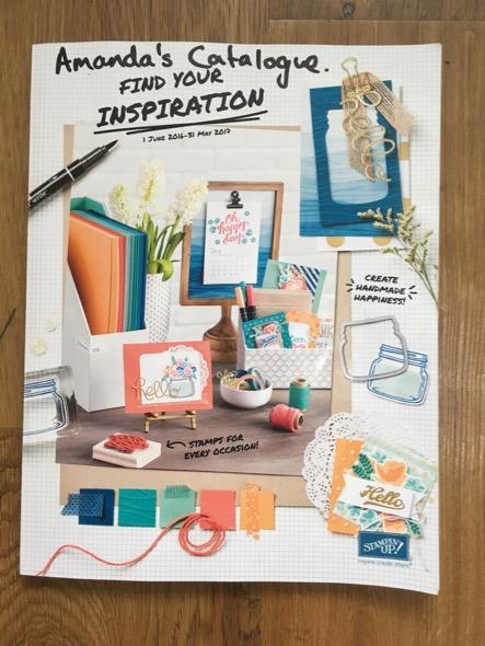 Inspiring Inkin' 2016 Stampin' Up! Catalogue
