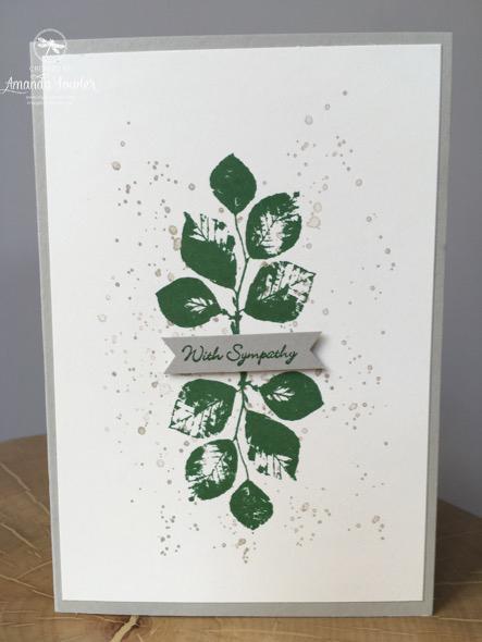 Kinda Eclectic Inspiring Inkin Stampin' Up! UK Amanda Fowler