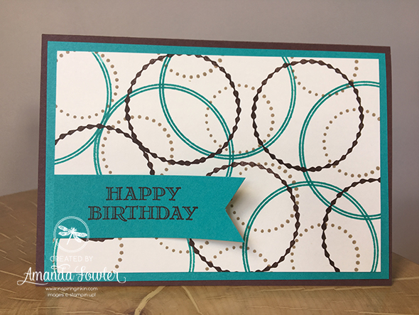 Eastern Palace Card Inspiring Inkin Amanda Fowler Stampin' Up! UK