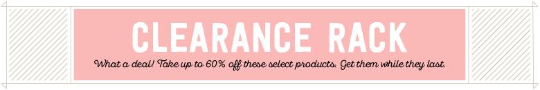 clearance rack Inspiring Inkin' Amanda Fowler Stampin' Up! UK