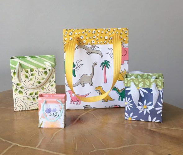 Any Size Gift Bag Inspiring Inkin' Amanda Fowler Stampin' Up! UK