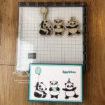 Party Panda Stamparatus Inspiring Inkin
