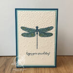 Dragonfly Dreams Card Stamping Techniques to Try Stampin