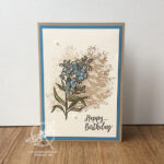 Southern Serenade card and video Stampin