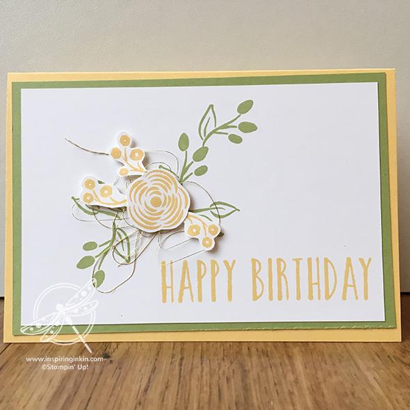 Perennial Birthday Card and 50 really?