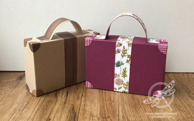 Suitcase Gift Box Video Tutorial