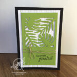 Tropical Treat Card Stampin