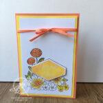 Accented Blooms Inspiring Inkin Stampin Up ! Uk Amanda Fowler