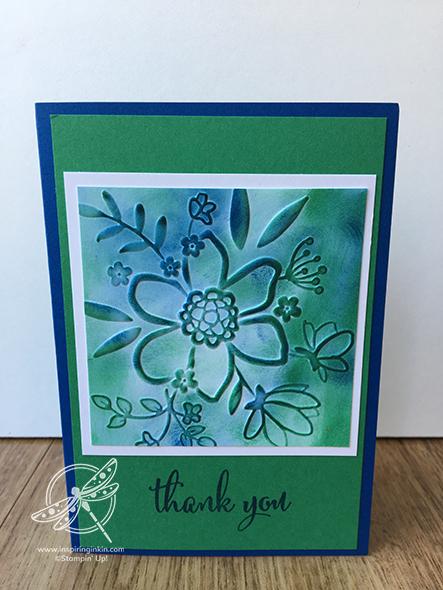 Lovely Floral Inspiring Inkin Amanda Fowler Stampin' Up! UK