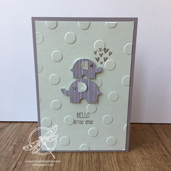Little Elephant Card