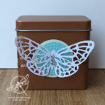 Copper Tea Tin Stampin