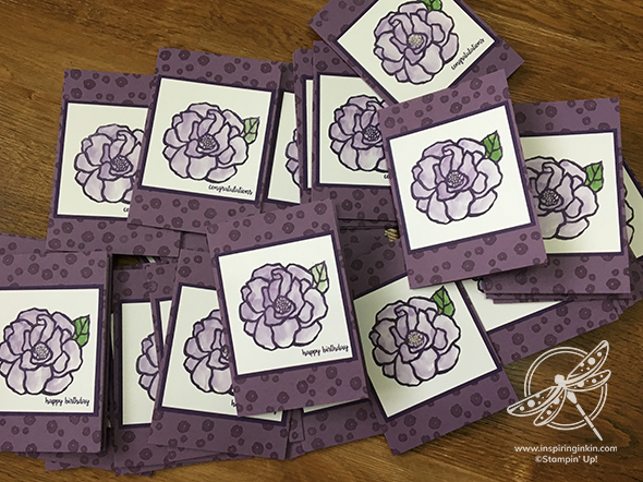 Beautiful day Stampin' Up! Uk Inspiring Inkin' Amanda Fowler