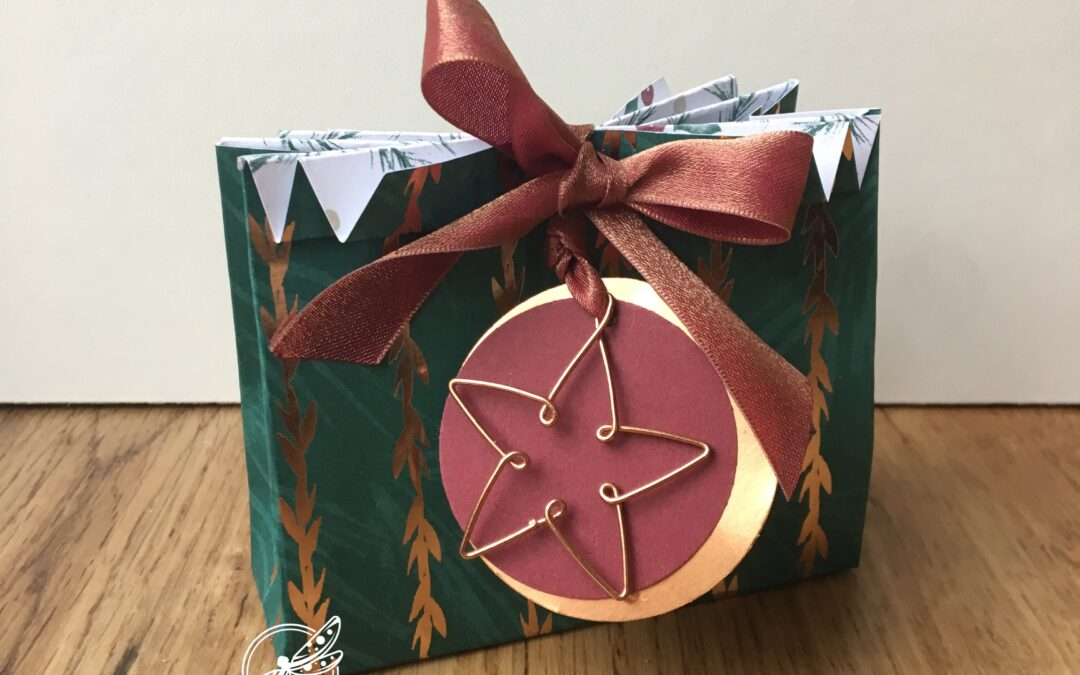 Butterfly Top Gift Bag Video