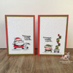 Signs of Santa Stampin