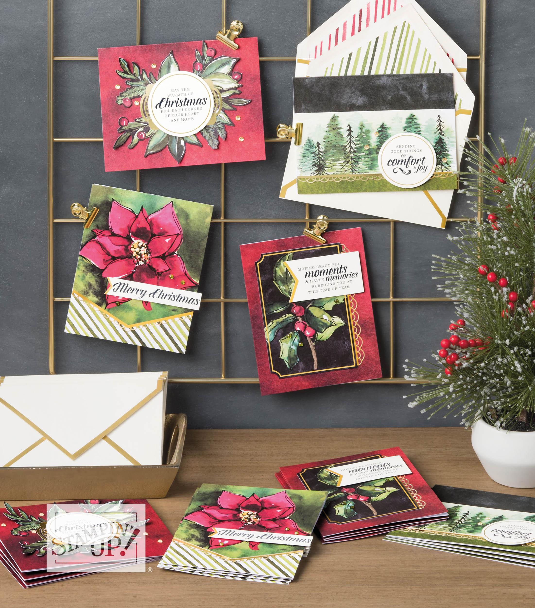 No time to make Christmas Cards?