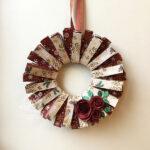 Joyous Noel Wreath Stampin