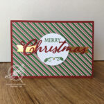 Merry Christmas to All Crad Stampin