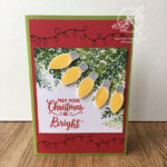 Making Christmas Bright card Amanda Fowler Inspiring inkin