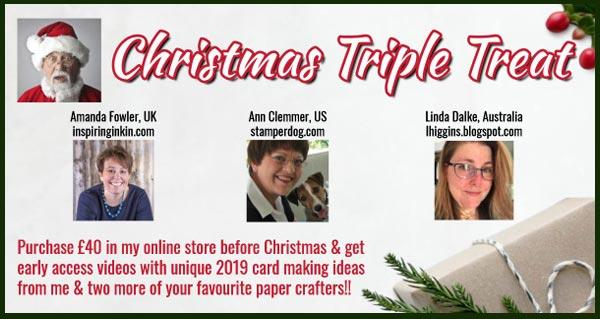 Amanda Fowler Inspiring Inkin' Stampin' Up! UK
