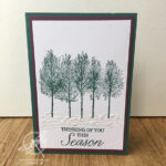 Winter Woods Stampin