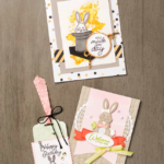 Bunny Builder Punch Stampin