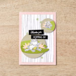 So Hoppy Together Sale-a-bration co-ordination Stampin