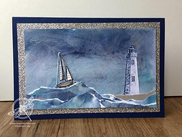 Come Sail Away Card Amanda Fowler Inspiring Inkin' Stampin' Up! UK-07