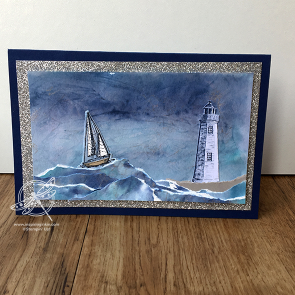 Come Sail Away Card Amanda Fowler Inspiring Inkin' Stampin' Up! UK-08