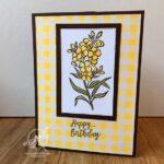 Southern Serenade Box Frame Card Amanda Fowler Inspiring Inkin