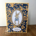Fable Friends Baby Card Stampin