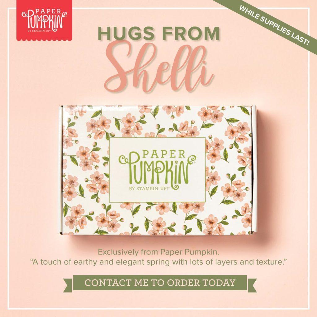 Shelli Kit Stampin' Up! UK Amanda Fowler Inspiring Inkin'