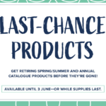 Last Chance Discounted products Stam[in