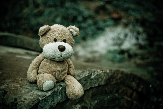 Sad Face Teddy Amanda Fowler Inspiring Inkin' Stampin' Up! UK