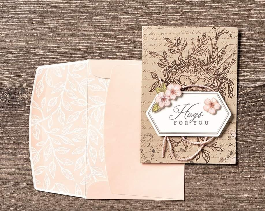 Paper Pumpkin May 19 kit Amanda Fowler Inspiring Inkin' Stampin' Up! UK